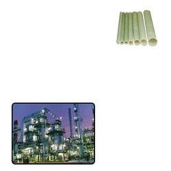 fiberglass frp tubes for chemical industry