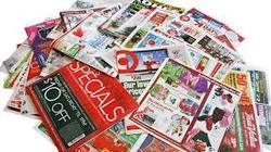 Printed Newspaper Business Promotional Inserts