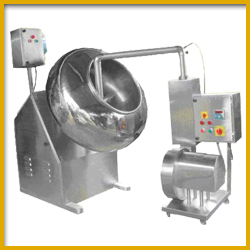 Sugar Coating Equipment