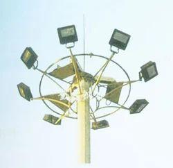 Lighting Mast Tower