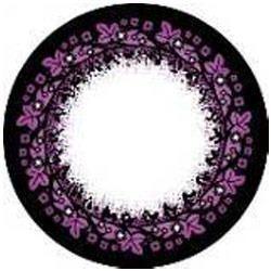 Veil Purple Color Contact Lens