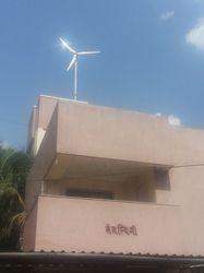Windmill Power Plants