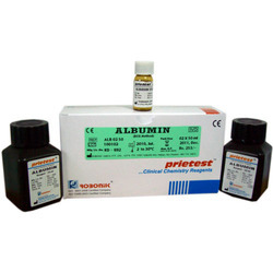Prietest Clinical Chemistry Reagents Proteins