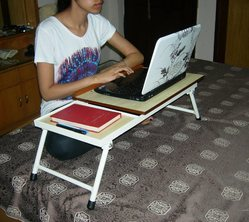 study cum utility bed table