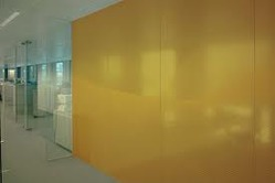 Laminated Glass for Offices