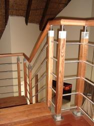 Wooden Stair Baluster