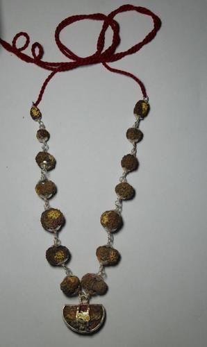 Siddha Mala Of Indonesian Beads