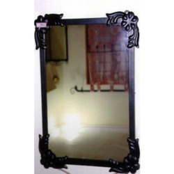 Wrought Iron Fabricated Mirror