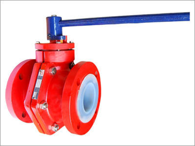 PFA Ball Valves