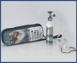 Medical Oxygen Portable Almuniam Cylinder