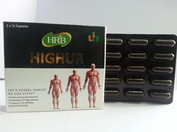 Herbal Capsules for Height and Body Growth