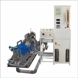 Engine Test Setup 4 Cylinder  4 Stroke  Diesel