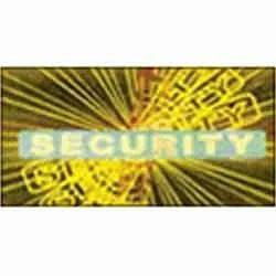 Flip Flop Kinetic Security Hologram