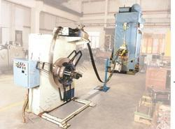 Compact Coil Feeding Machine or Lines