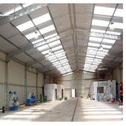 Polycarbonate Skylight Roofing Sheets