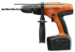 cordless impact drilling machine