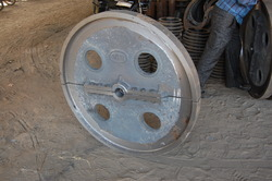 Thresher Balance Wheel