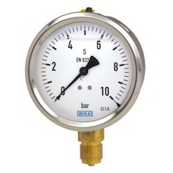 Bar Pressure Gauges