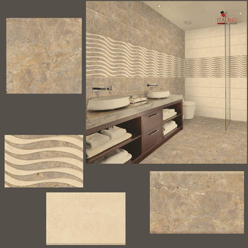 Bathroom tiles view specifications details of bathroom for Bathroom tile designs in india