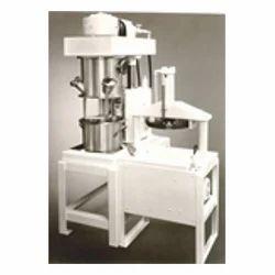 mixer discharge