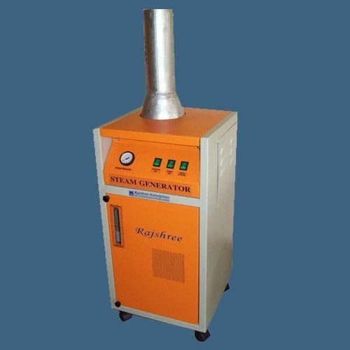 Portable Gas Boilers - Manufacturer from Ahmedabad