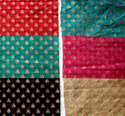 Chanderi Silk Brocade Fabric