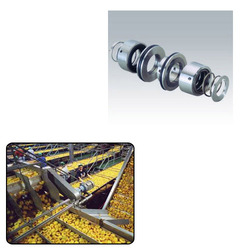 Double Mechanical Seals for Food Processing Industry