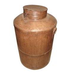 Iron Barrel Drum