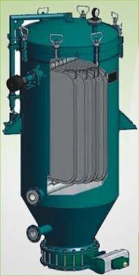 The Filter of Vertical Pressure Leaf