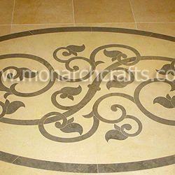 Marble Inlay Floorings