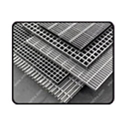 Industrial Steel Bar Gratings