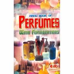 Hand Book Of Perfumes with Formulations