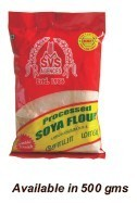 soya flour