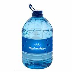 commercial drinking water bottle