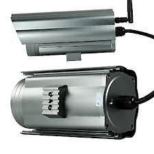 Spy HD Night Vision Socket Camera With R/f