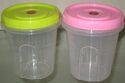 Airtight Plastic Jars