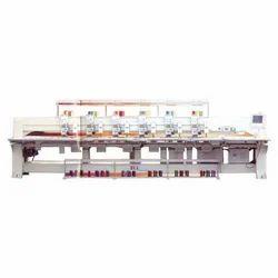 Chenille Multi-Head Embroidery Machine