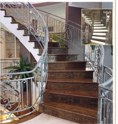 Decorative Stair