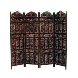 Wooden Carved Partition