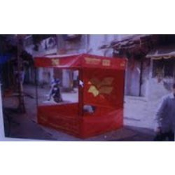 Instant Booth Display Kiosk