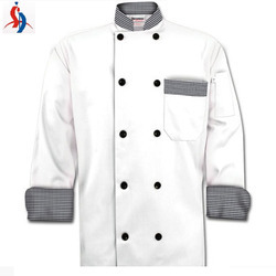 Trendy Chef Coat
