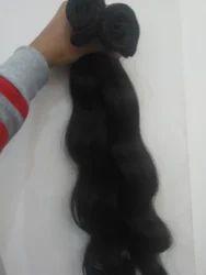 Virgin Indian Wavy Hair Extension