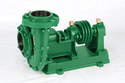 100x100mm side delivery flat pulley pump