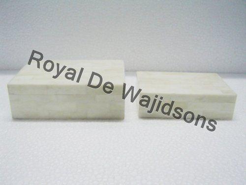 White Decorative Box