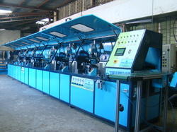 u v screen printing machine
