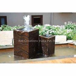 Cube Fountain