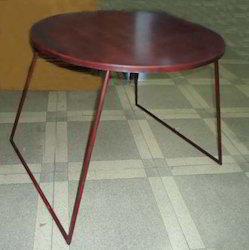 Iron & Wood Table