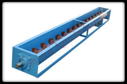 Horizontal Screw Conveyor Machine