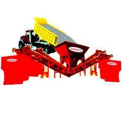 Weightless Hopper Machine