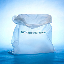 biodegradable film and poly bags